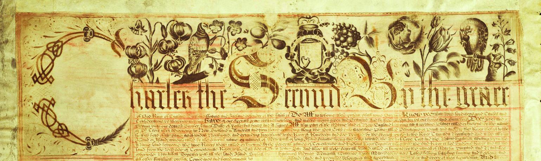 Duke of York's Charter for Colony of New York