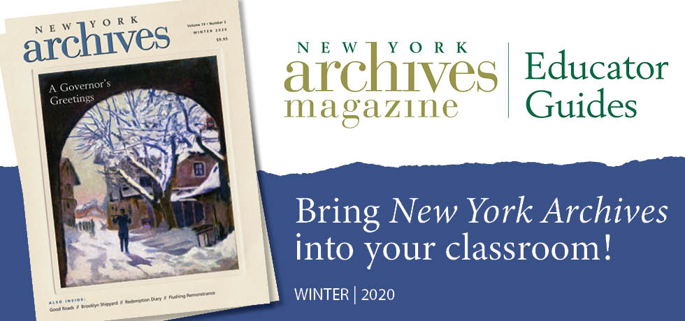 Winter 2020 Educator Guide - Brooklyn Navy Yard and World War II