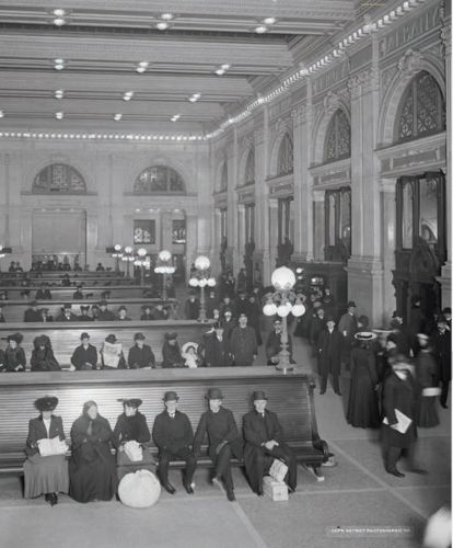 Grand Central Station, 1904, Courtesy: Library of Congress