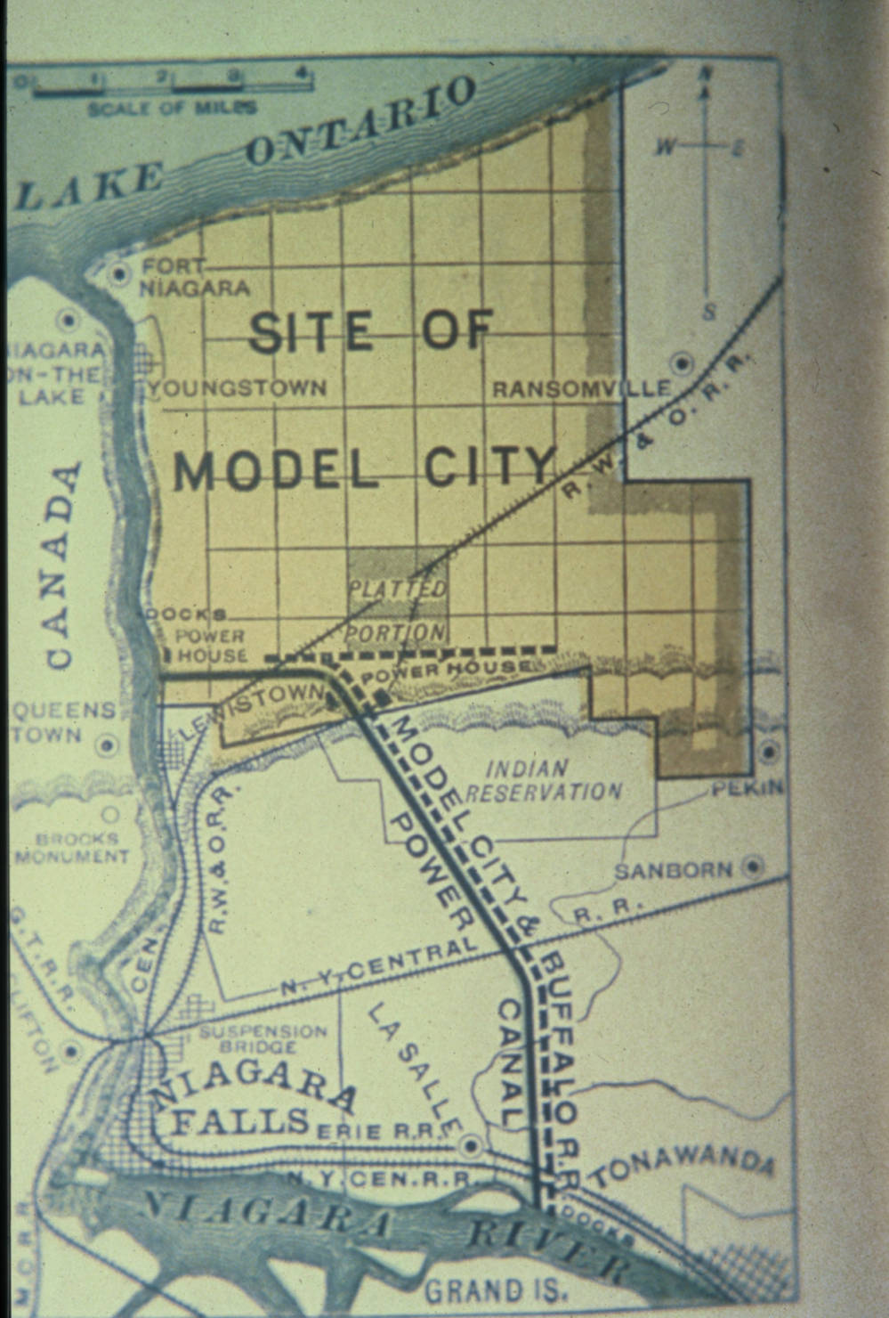 Love Canal Community Plan