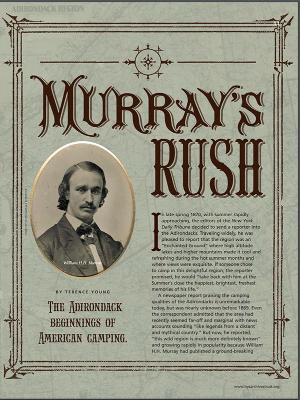 Murray's Rush Article