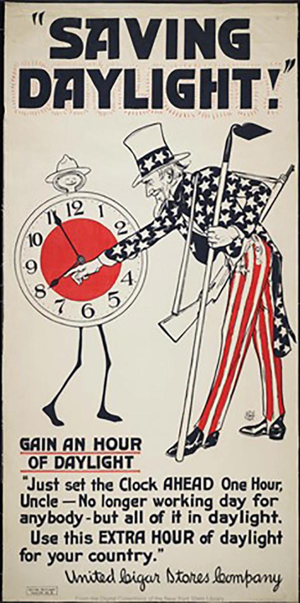 A Century of Daylight Savings Time