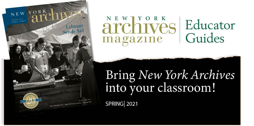 Spring 2021 Educator Guide - Mary Burnett Talbert