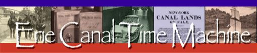 Erie Canal Time Machine