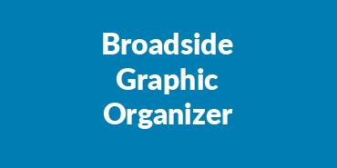 Broadside Graphic Organizer