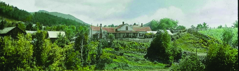 Robert Lewis Stevenson's Cottage