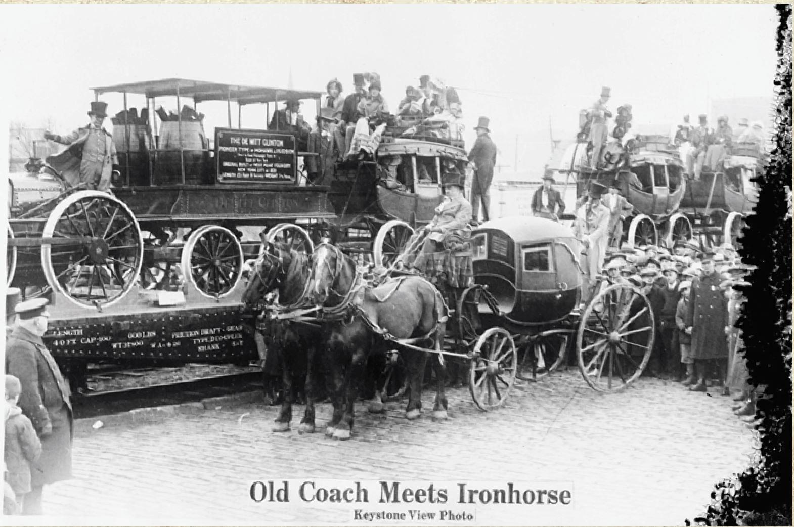 Evolutions in Transportation